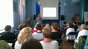 Szkolenie z lektury idealnej w Gdyni