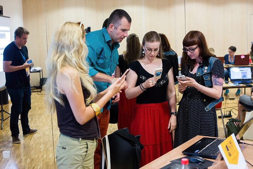 Młodzi bibliotekarze gamifikują książki w Opolu