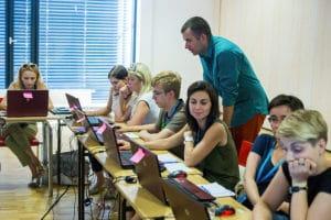 Warsztaty z gamifikacji z Marcinem Skrabką