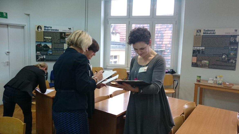 Skuteczne diagnozowanie potrzeb szkoleniowych kadr bibliotecznych…