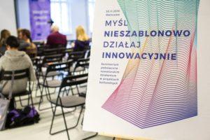 Kreatywna Europa - spotkanie 30.11.2016