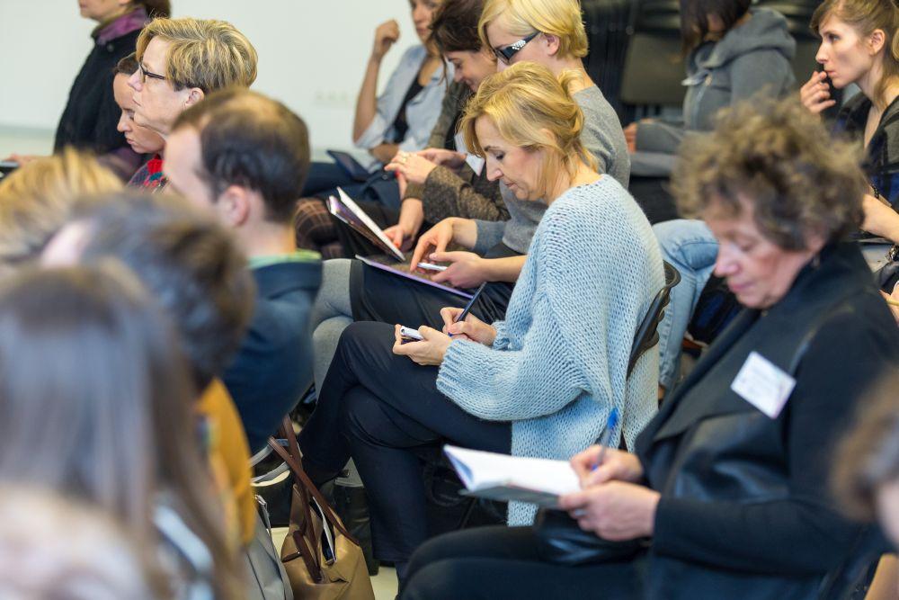 Spotkanie Kreatywna Europa - Myśl nieszablonowo działaj innowacyjnie