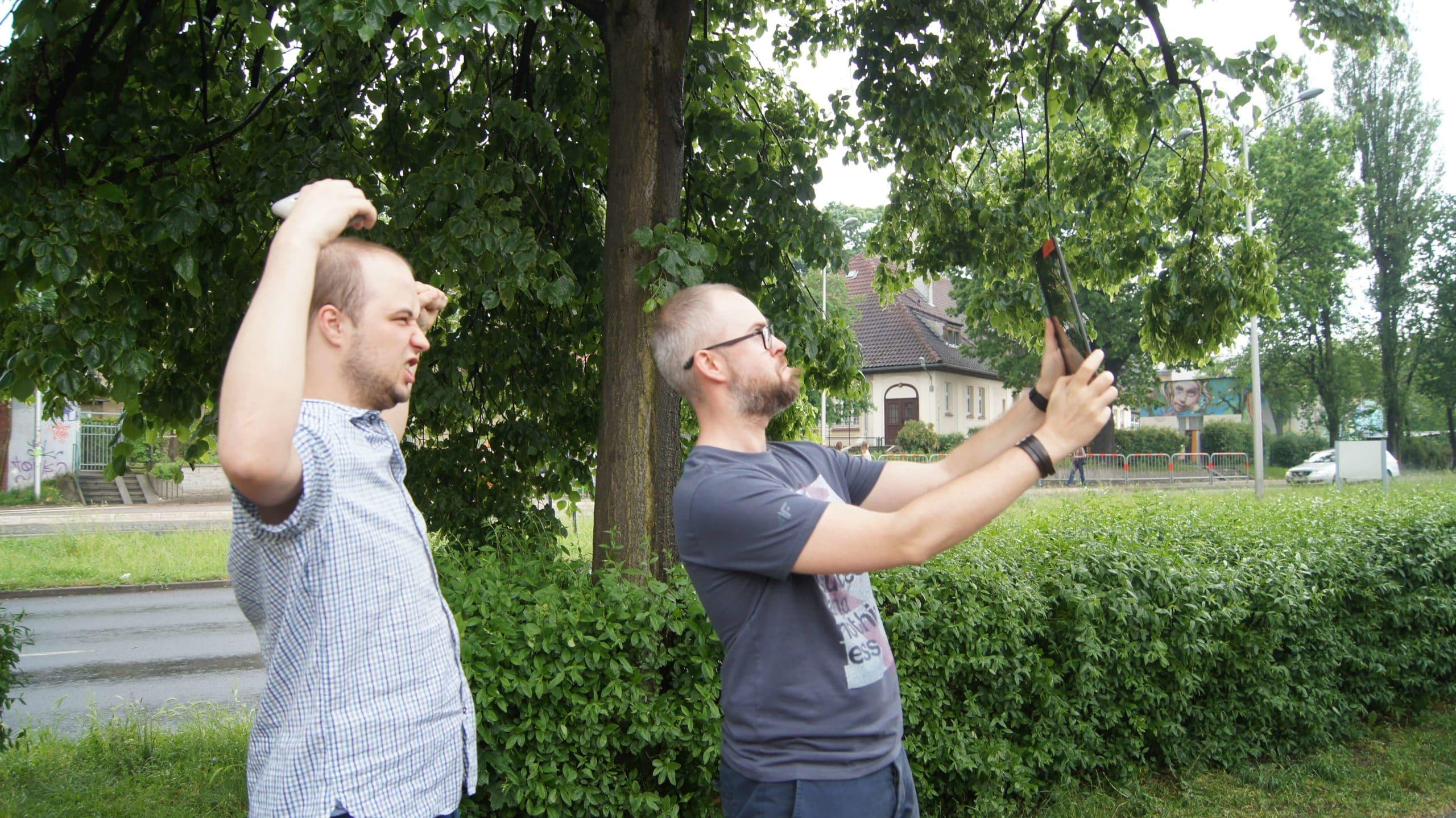 Testowanie gry mobilnej w Zielonej Górze
