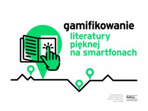 Projekt Gamifikowanie literatury pięknej na smartfonach logo