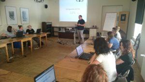Wykład o gamifikacji mitów w Bydgoszczy