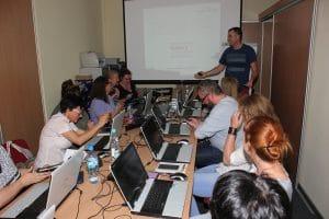 Szkolenie dla bibliotekarzy z gamifikacji w Łodzi