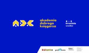 Baner projektu Akademia Dobrego Księgarza