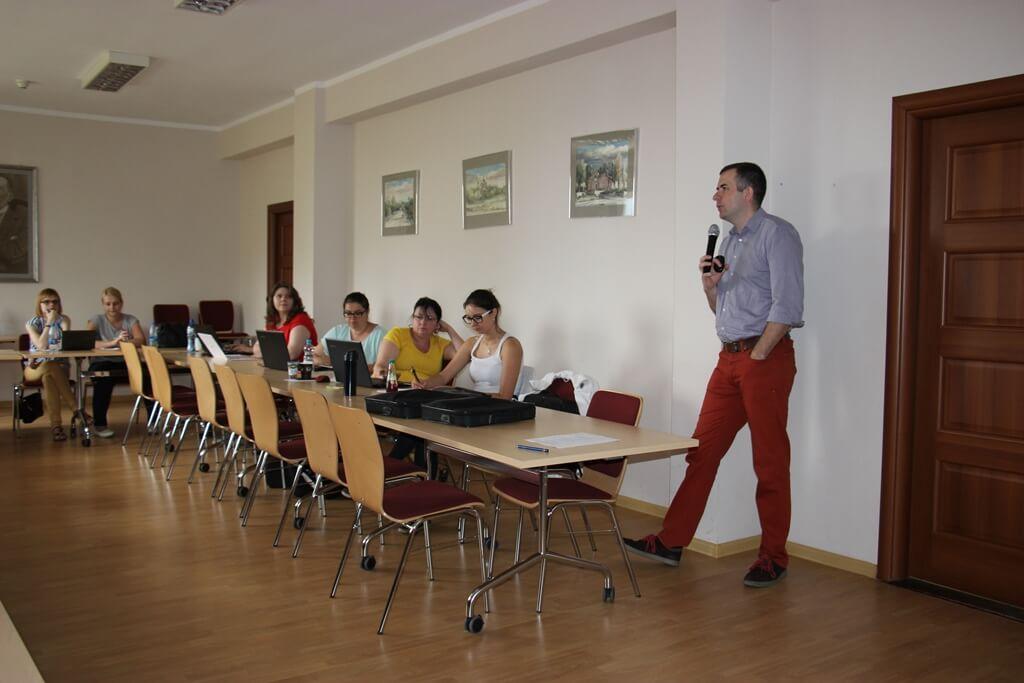 Warsztaty gamifikacji w Gdańsku