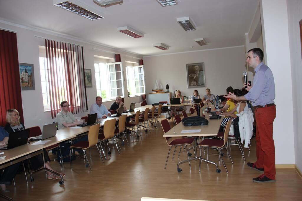 Szkolenie Na gamifikacyjnym szlaku w Gdańsku