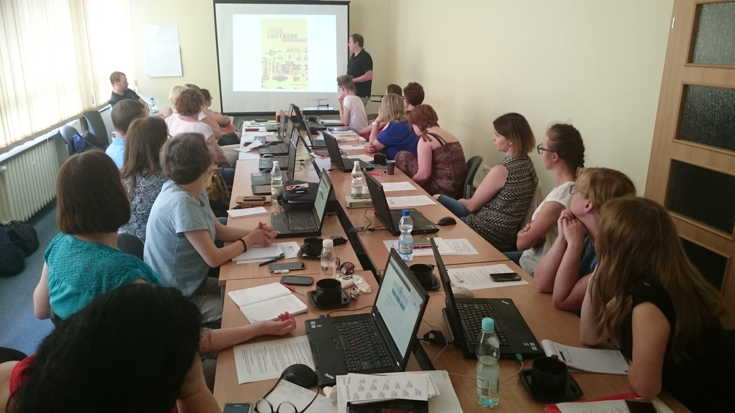 Szkolenie Czy Kopernik lubi PokemoGO w Toruniu