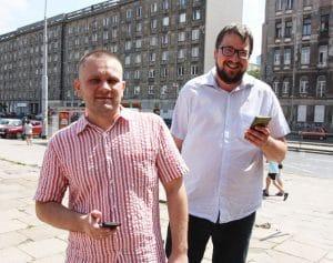 Testowanie gry mobilnej ActionTrack w Warszawie