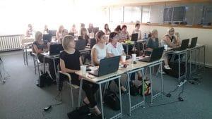 Gamifikacja literatury w Poznaniu - szkolenie