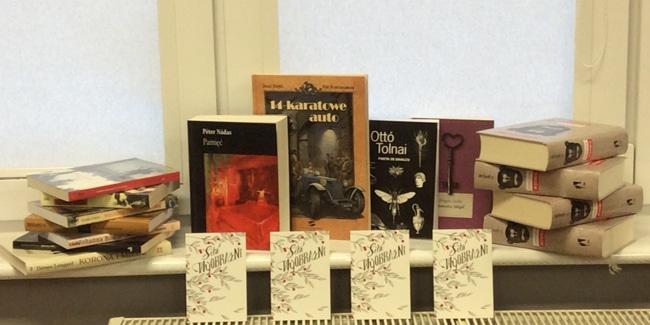 Literatura węgierska w Kłodawie