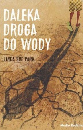 Okładka książki Daleka droga do wody