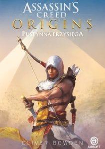 Okładka gry Assassin's Creed Origins