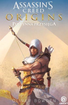 """""""Powiększ Assassin's Creed Origins: Pustynna Przysięga"""""""
