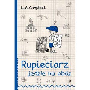 Okładka książki Rupieciarz jedzie na obóz