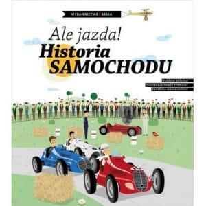 Okładka książki Historia samochodu