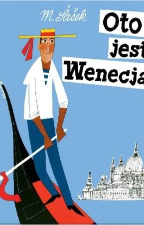 Okładka książki Oto jest Wenecja