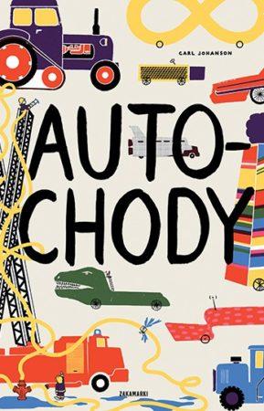 Okładka książki Autochody
