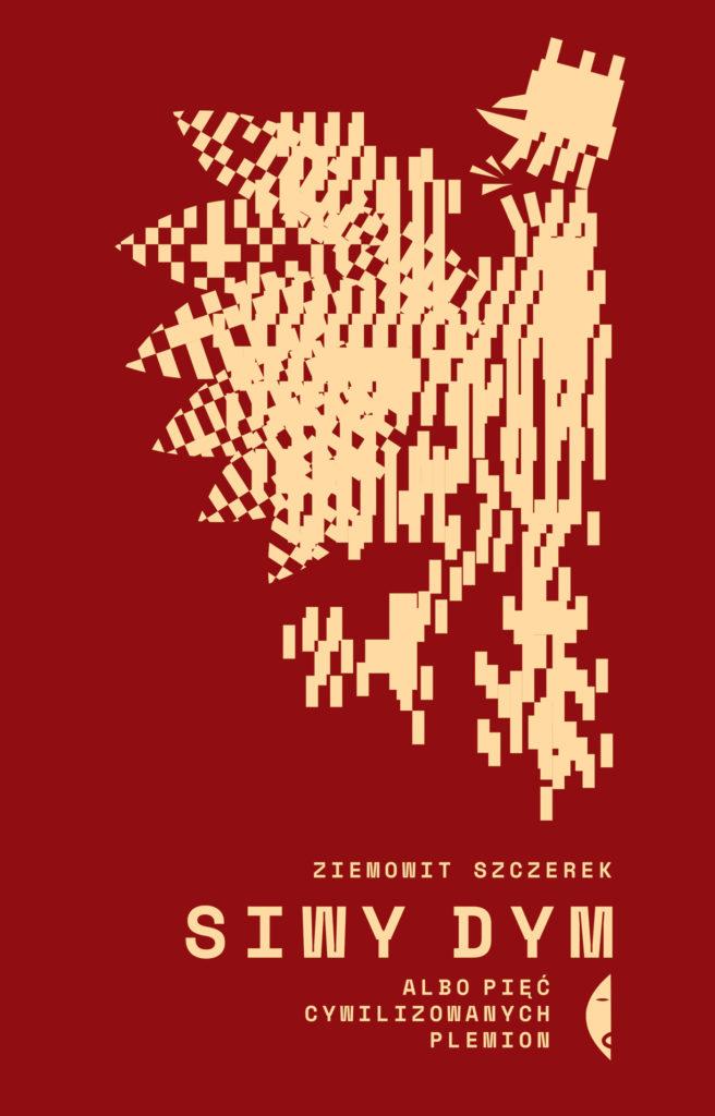 """Zakup nowości wydawniczych literatura polska """"Siwy dym"""""""