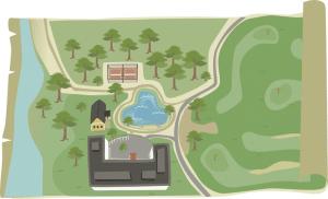 Mapa w aplikacji ActionTrack