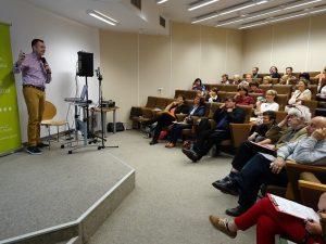 Konferencja w Książnicy Karkonoskiej