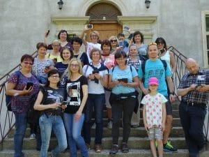 Zdjęcie uczestników konferencji w Bukowcu