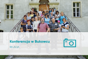 Uczestnicy konferencji w Bukowcu