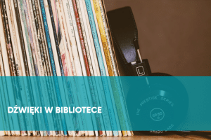 dźwięki w bibliotece