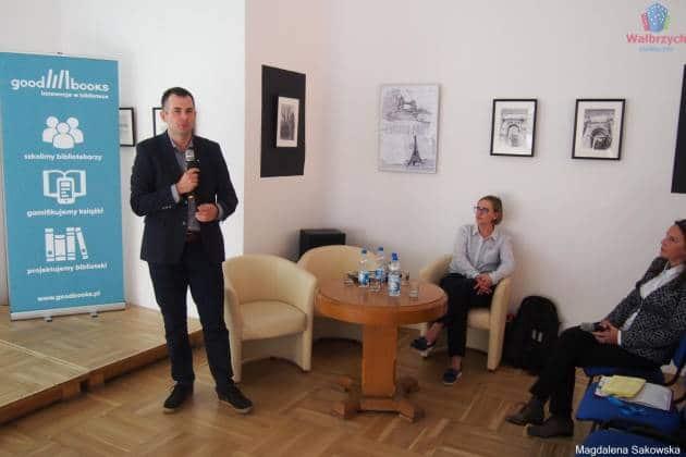 Marcin Skrabka Bibliokreacje