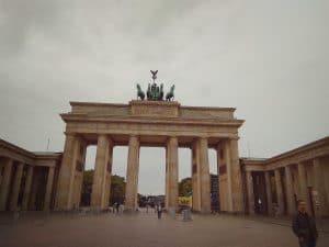 Brama w Berlinie