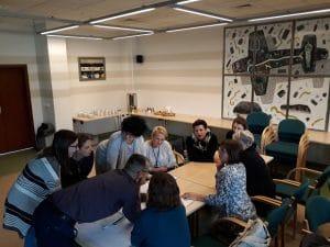 Szkolenie dla bibliotekarzy w Kielcach