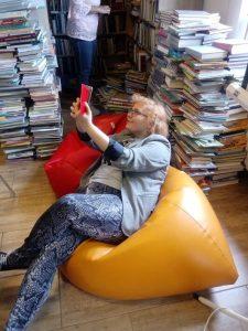 Szkolenie dla bibliotekarzy Bibliotekarze wyruszają po młodych