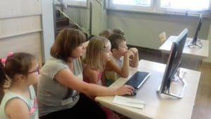 Szkolenie Jak zrobić grę terenową w szkole lub bibliotece