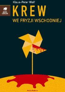 Okładka książki Krew we Fryzji Wschodniej