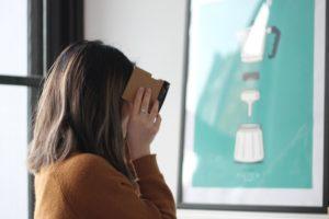 Szkolenie wirtualna rzeczywistość w bibliotece
