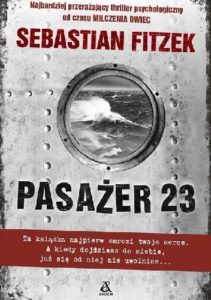 Okładka książki Pasażer 23
