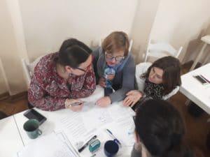 Szkolenie dla bibliotekarzy w Zawierciu