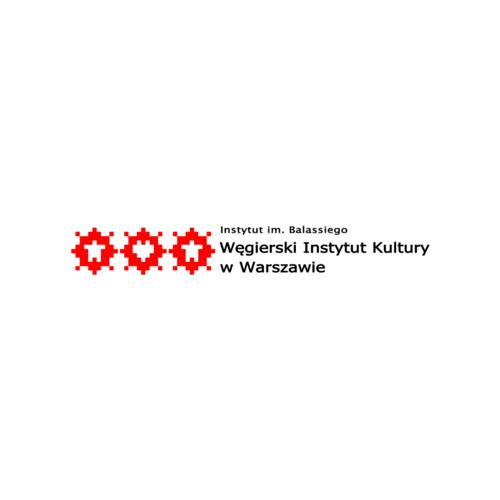 Logotyp Węgierski Instytut Kultury w Warszawie
