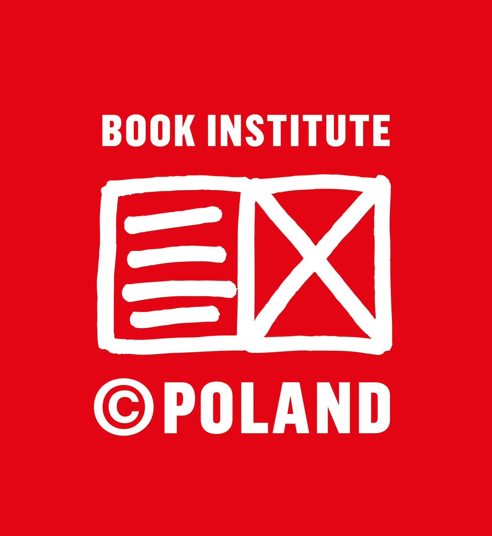 Logotyp Book Institute Poland