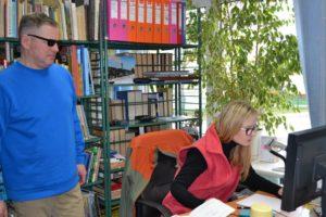 Warsztaty z zachowywania dziedzictwa w bibliotece