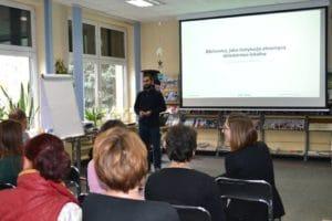 Szkolenie Biblioteka jako instytucja chroniąca dziedzictwo lokalne