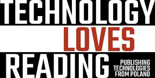 Logotyp Technology Loves Reading