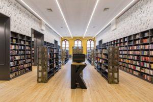 Tajemnica biblioteki