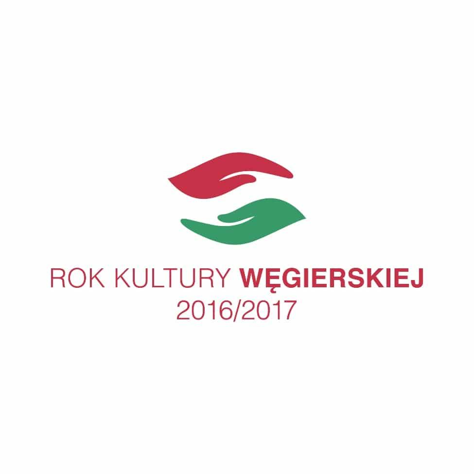 Logotyp Rok kultury węgierskiej 2016 2017