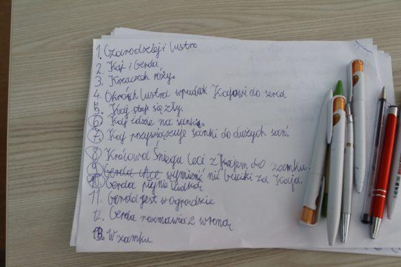 Notatki z Półkolonii z projektowaniem gier