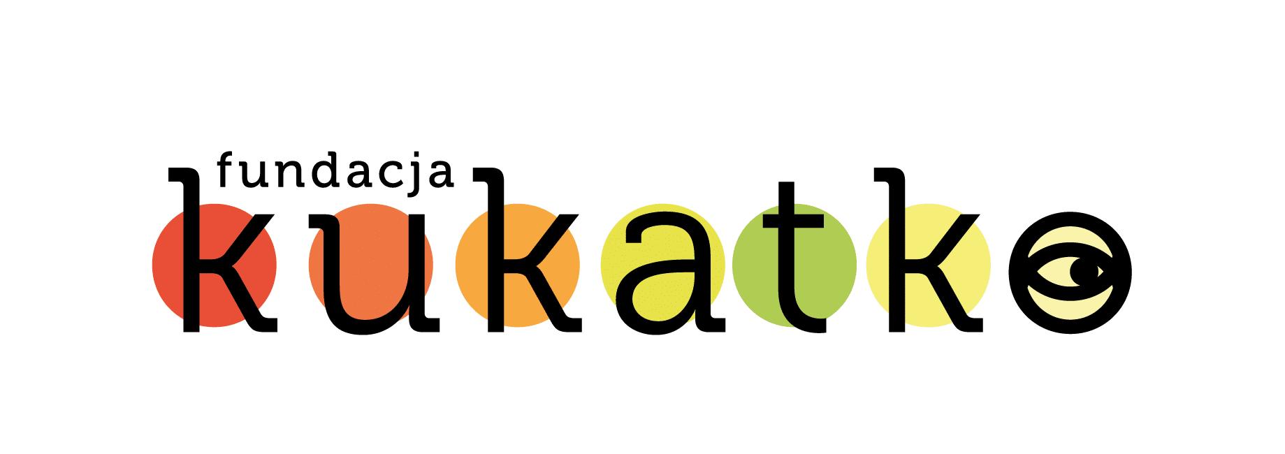 Logotyp fundacji Kukatko