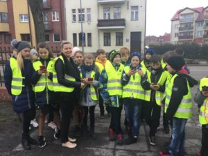 Teleportacja do czasów kościuszkowskich - gra miejska dla uczniów