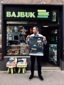 Marcin Skrabka z Good Books zaprasza księgarzy na szkolenie